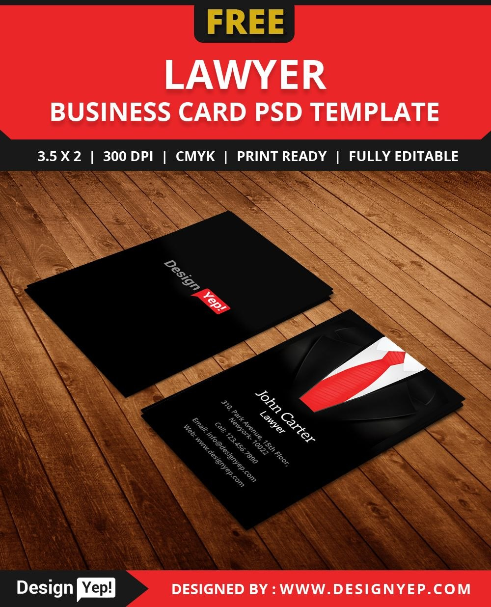 Freelawyerbusinesscardtemplatepsd  Free Business Card  Lawyer Within Legal Business Cards Templates Free