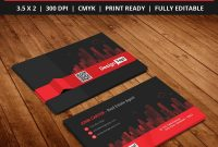 Freerealestateagentbusinesscardtemplatepsd  Free Business throughout Real Estate Business Cards Templates Free