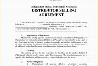 Fresh Reseller Agreement Template Free  Best Of Template for Exclusive Distribution Agreement Template Free