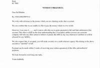 Full And Final Settlement Letter Template Car Accident Collection within Full And Final Settlement Agreement Template
