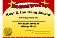 Fun Award Templatefree Employee Award Certificate Templates Pdf within Fun Certificate Templates