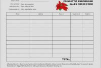 Fundraising Calendar Template Free Prettier Beautiful Blank Sponsor within Blank Sponsorship Form Template