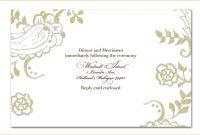 Funeral Invitation Template Uk  Invitation Templates Free for Funeral Invitation Card Template