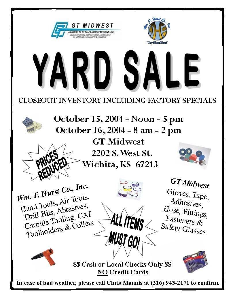 Garage Sale Flyer Template Free Magnificent Ideas Neighborhood Regarding Yard Sale Flyer Template Word