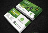 Garden Landscape Business Card Template  Fully Editable Tem…  Flickr within Landscaping Business Card Template