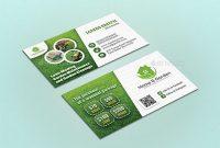 Garden Landscape Business Card Templates  Creative Business Cards for Gardening Business Cards Templates