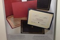 Gartner Studios Certificate Holders  Count Black  For Sale regarding Gartner Certificate Templates