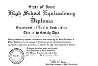 Ged Template Fresh Fake Ged Certificate Template within Ged Certificate Template