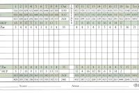 Golf Scorecard Template  Template  Golf Scorecard Pub Golf intended for Golf Score Cards Template