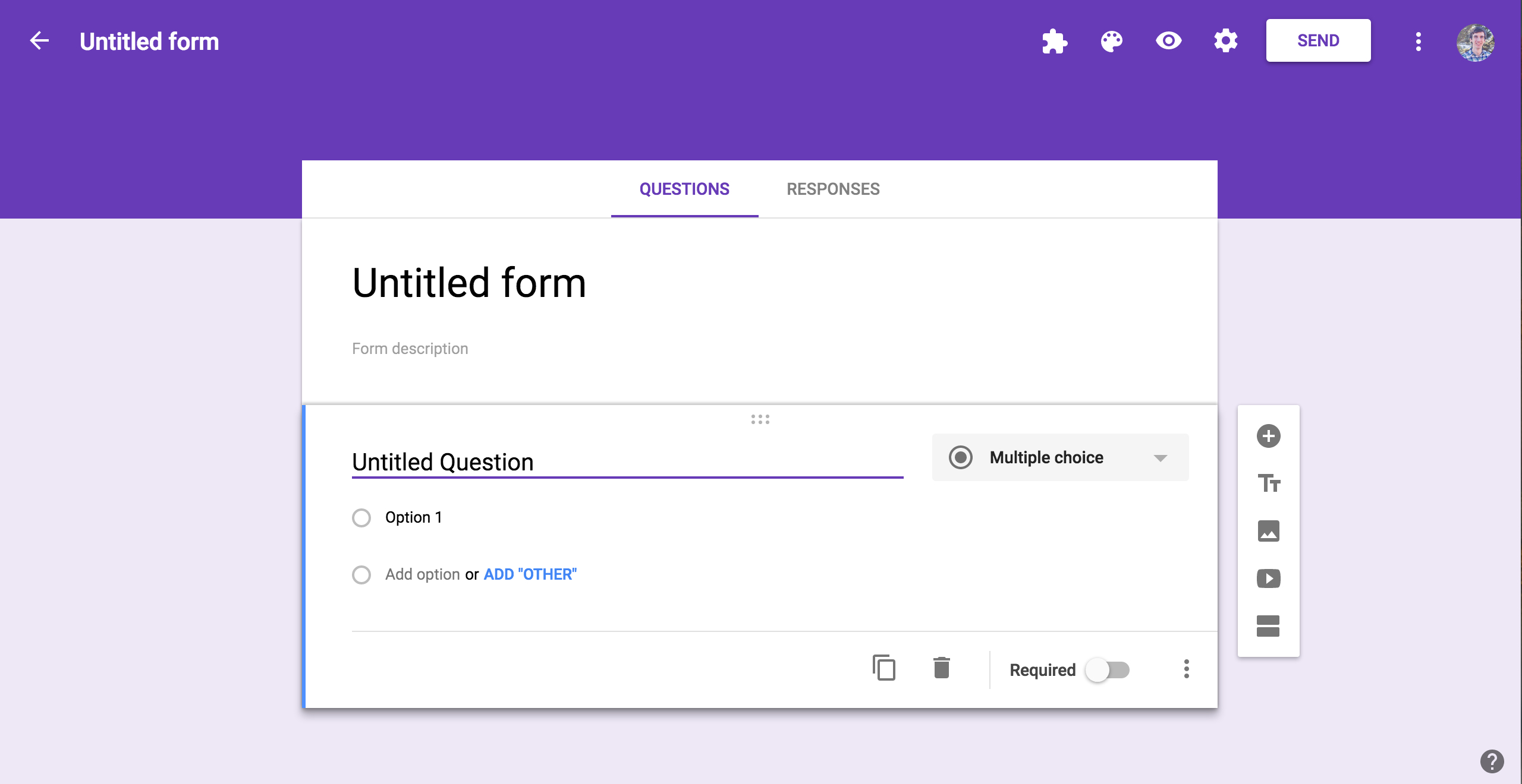 Google Forms Guide Everything You Need To Make Great Forms For Free Pertaining To Google Label Templates