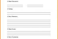 Grade  Book Report Template  Managementoncall inside Skeleton Book Report Template