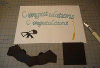 Graduation Pop Up Card D Cap Tutorial  Creative Pop Up Cards intended for Graduation Pop Up Card Template