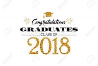 Graduation Wishes Overlays Lettering Labels Design Template intended for Graduation Labels Template Free