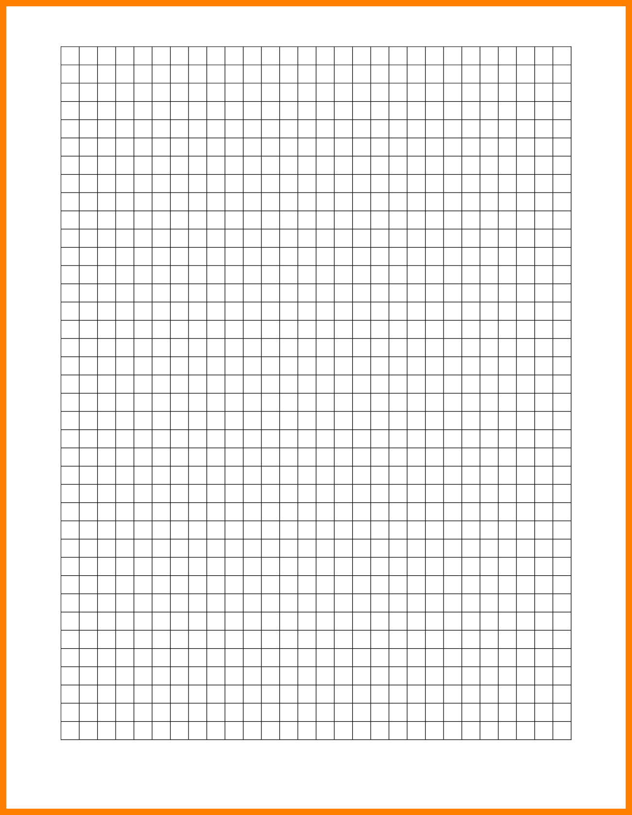 Graph Paper Template Word Ideas Stupendous  Hexagonal  Cm throughout 1 Cm Graph Paper Template Word