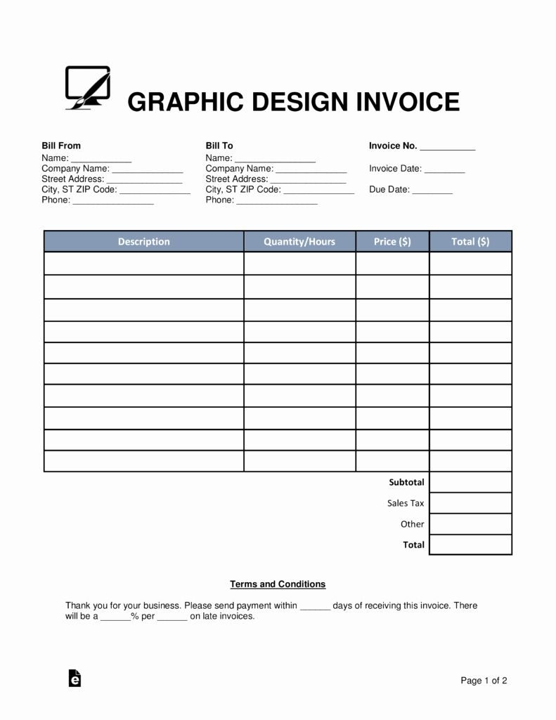 Graphic Design Invoice Template Word With Plus Together As Well Intended For Graphic Design Invoice Template Word