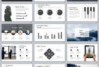 Gray Swot Chart Timeline Powerpoint Template  Kiki  Powerpoint pertaining to Powerpoint Template Resolution