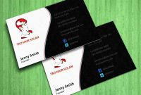 Hairdresser Business Card Templates Free Valid Beauty Salon Business in Hairdresser Business Card Templates Free