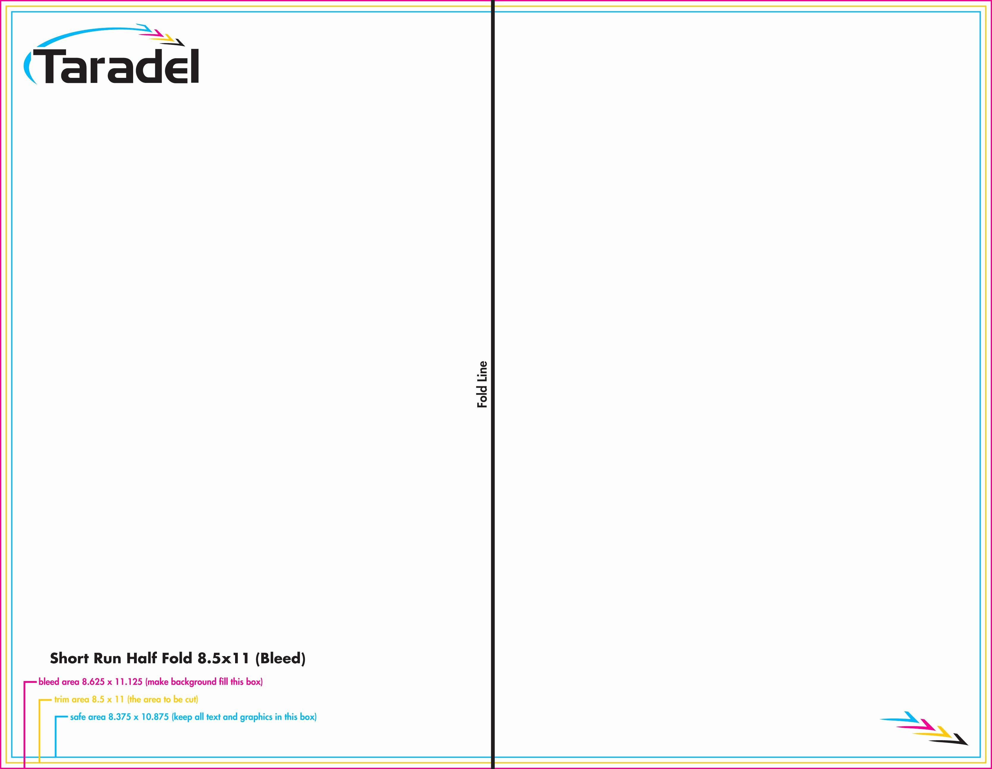 Half Fold Card Template Word New  Blank Half Fold Card Template Regarding Half Fold Greeting Card Template Word
