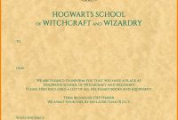 Harry Potter Acceptance Letter Template  Plasticmouldings regarding Harry Potter Certificate Template