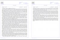 Header Footer  Reproduction Of Word Report Template In Latex  Tex in Project Report Template Latex