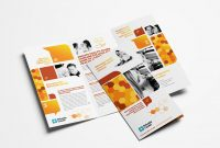 Health Insurance Trifold Brochure Template In Psd Ai  Vector inside Single Page Brochure Templates Psd