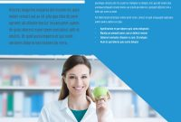 Health Nutrition Flyer Template  Mycreativeshop intended for Nutrition Brochure Template