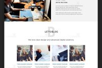 High Quality  Free Corporate And Business Web Templates Psd regarding Template For Business Website Free Download