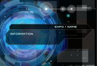 Hitech Powerpoint Templateevilskills On Deviantart Throughout High Tech Powerpoint Template