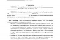 Hold Harmless Agreement Templates Free ᐅ Template Lab for Simple Hold Harmless Agreement Template