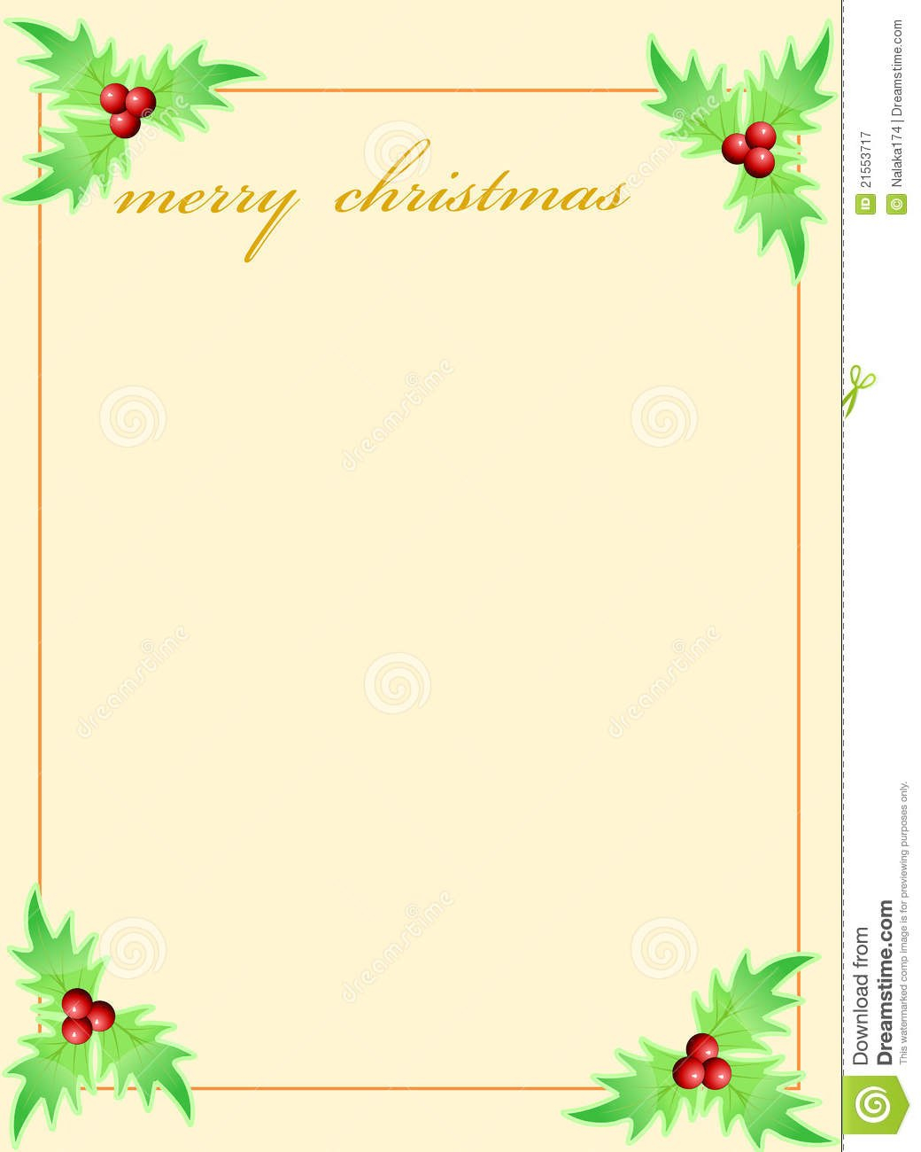 Holiday Greeting Card Template Images  Free Christmas Card Intended For Blank Christmas Card Templates Free