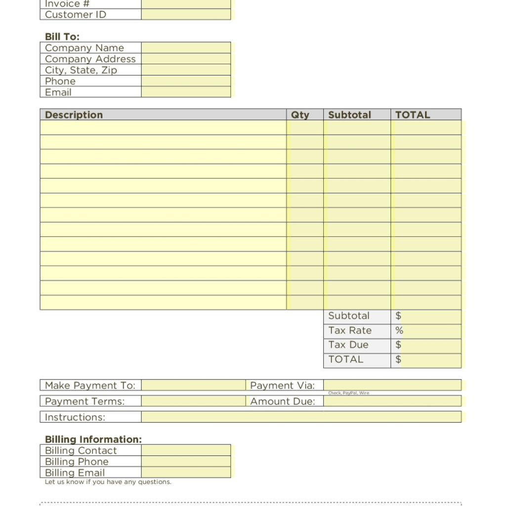 Home Care Invoice Template Health In  Letsgonepal Intended For Home Health Care Invoice Template