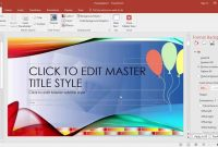 How To Change Slide Background In Powerpoint   Youtube throughout How To Edit Powerpoint Template