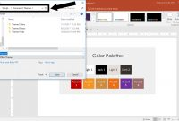 How To Create A Custom Powerpoint Theme in Where Are Powerpoint Templates Stored