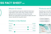How To Create A Fact Sheet  A Stepstep Guide  Xtensio regarding Fact Card Template