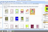 How To Create A Greeting Card With Microsoft Publisher  Youtube regarding Birthday Card Publisher Template