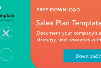 How To Create A Sales Plan Guide  Template for Business Plan To Increase Sales Template
