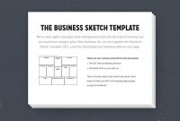 How To Create A Simple Effective Onepage Business Plan Use This for How To Put Together A Business Plan Template