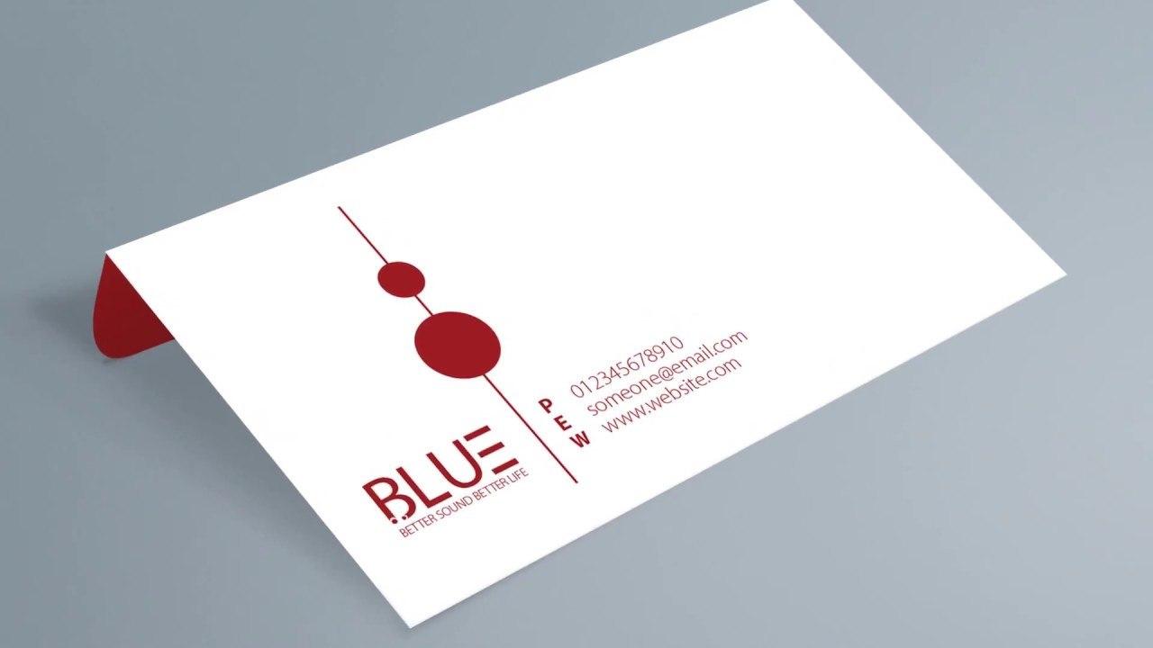How To Create An Envelope In Adobe Illustrator And Mockup In Adobe Inside Business Envelope Template Illustrator