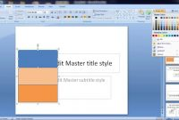 How To Create And Save Powerpoint Template  Youtube for How To Save A Powerpoint Template