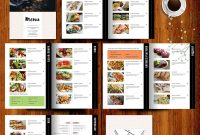How To Create Your Own Restaurant Menudrink Menu Bar Menu Food with Design Your Own Menu Template