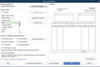 How To Customize Invoice Templates In Quickbooks Pro  Merchant Maverick throughout Custom Quickbooks Invoice Templates