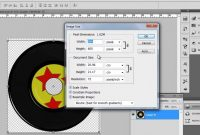 How To Design Cd Label In Photoshop Cs  Youtube pertaining to Microsoft Office Cd Label Template