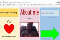 How To Make A Brochure In Google Docs  Youtube with Brochure Template Google Docs