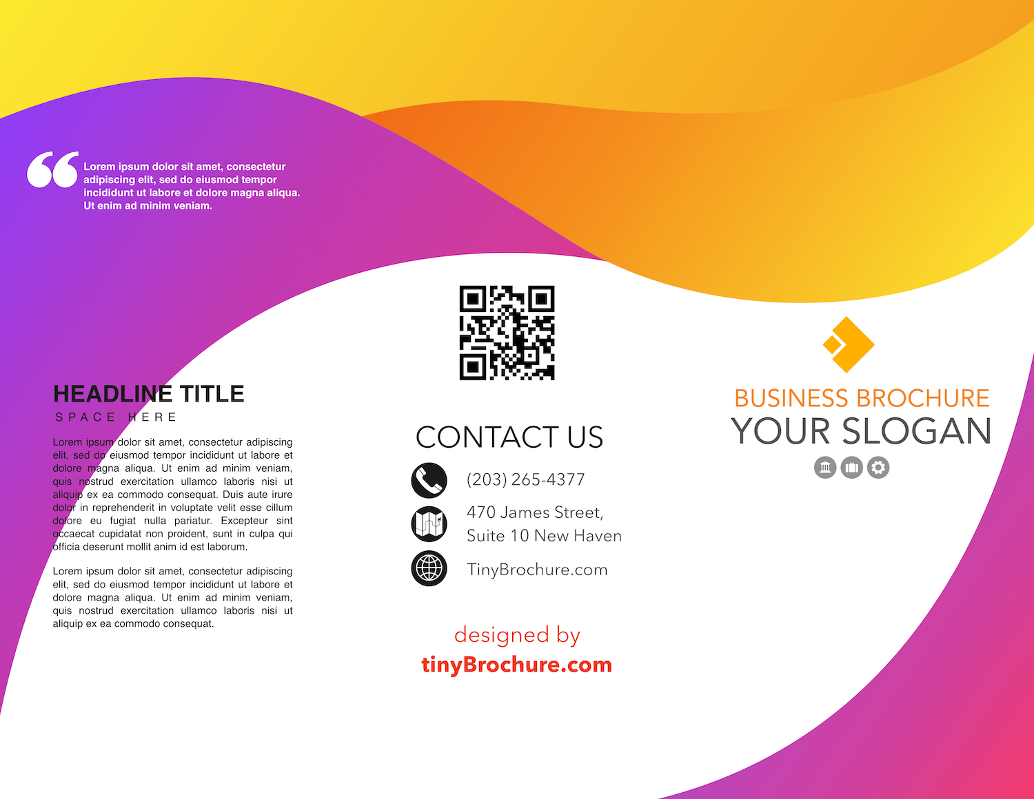 How To Make A Tri Fold Brochure In Google Docs Inside Tri Fold Brochure Template Google Docs