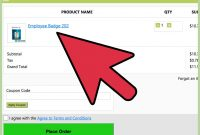 How To Make Id Cards Online  Steps With Pictures  Wikihow for High School Id Card Template