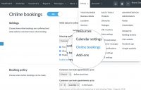 How To Set The Cancellation And Online Booking Policies  Timely for Booking Cancellation Policy Template