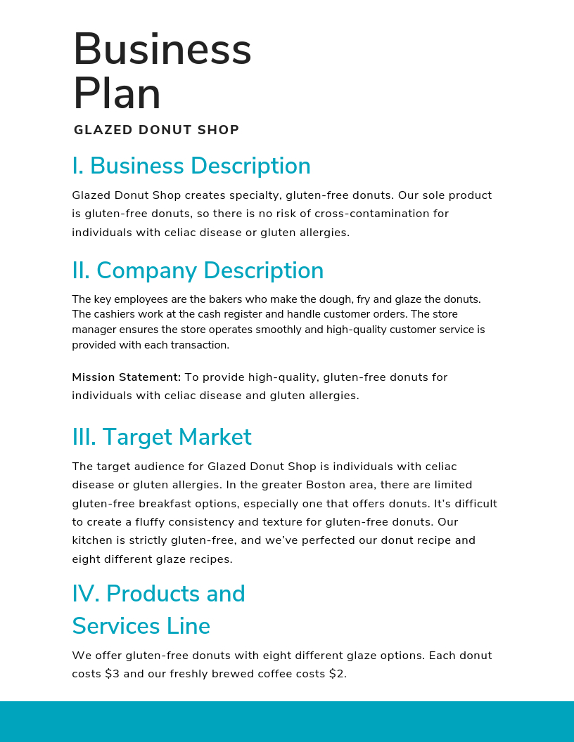 How To Start A Business A Startup Guide For Entrepreneurs Template Regarding Business Plan Template For Service Company