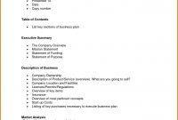 Hvac Business Plan Template Perfect Free Fresh ~ Tinypetition within Free Hvac Business Plan Template