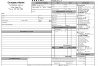 Hvac Invoice Template Free Top Invoice Templates Hvac Invoice regarding Hvac Invoices Templates
