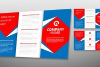 Illustrator Tutorial  Tri Fold Brochure Design Template  Youtube within Adobe Illustrator Brochure Templates Free Download